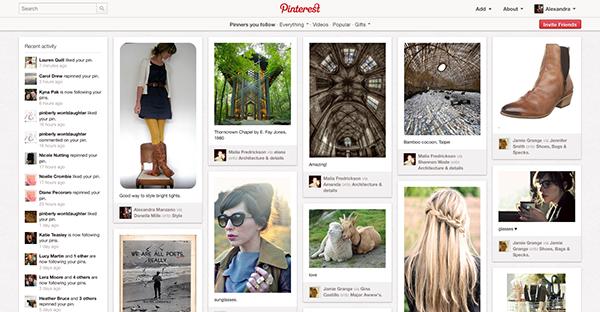 В 18 лет я начал работать в Pinterest и проработал там год.