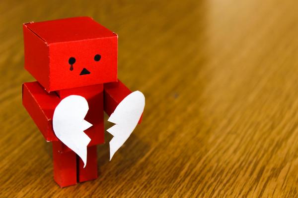 Как успокоиться после разрыва отношений с любимым человеком