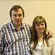 Сергей Шабанов и Алена Алешина